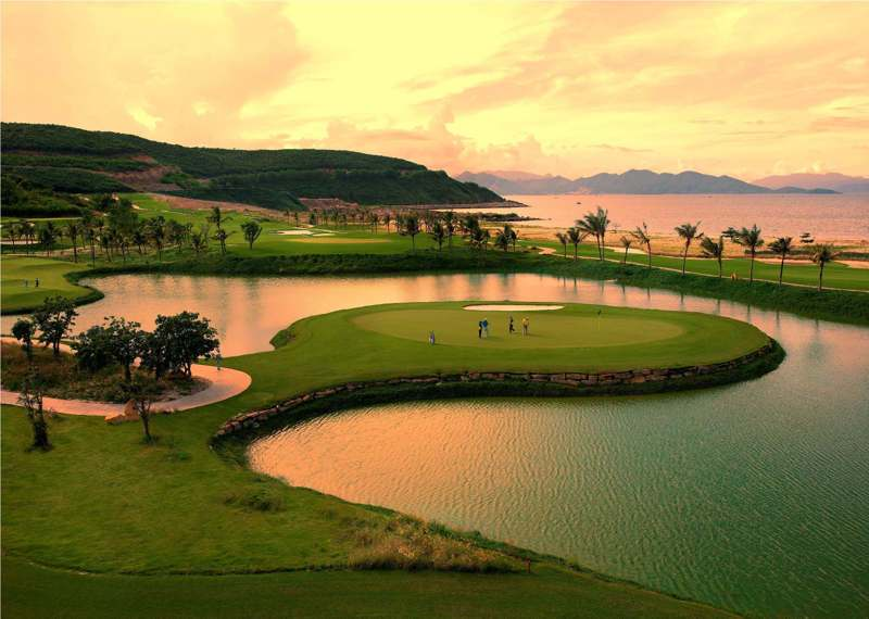 Nha Trang Golf In The Two Beautiful Courses