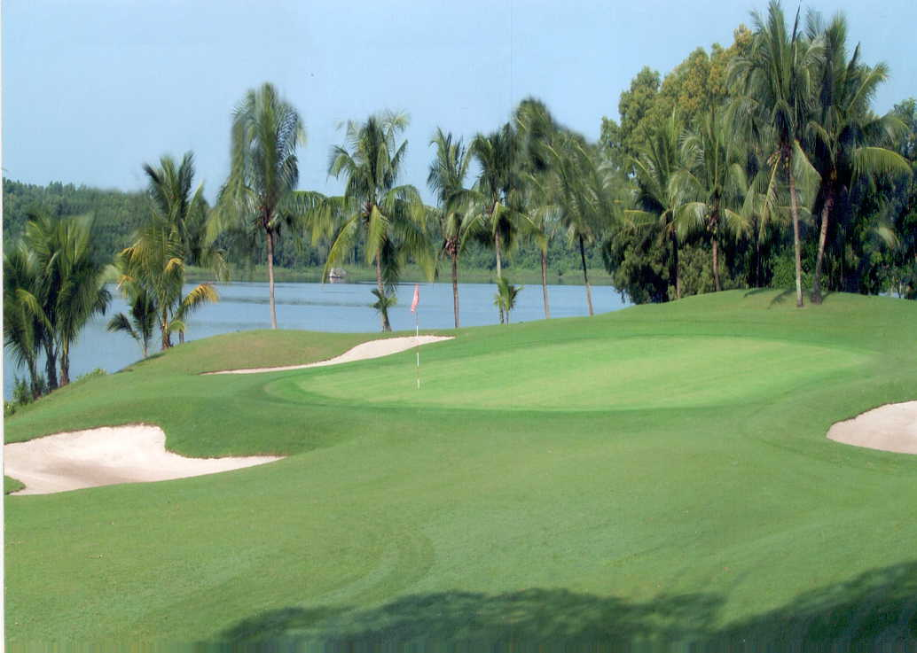 Golf Break in Saigon