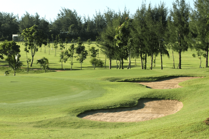 Vung Tau Paradise Golf Resort, Vung Tau Paradise Golf Club
