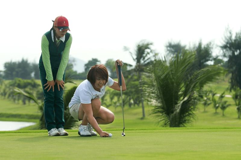 Vung Tau Paradise Golf Resort