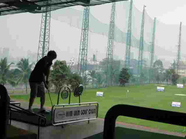 Him Lam Ba Son Golf Driving Range
