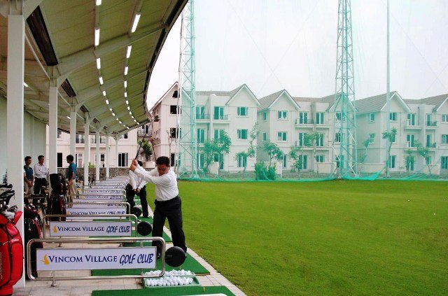 Vincom Village Golf Club