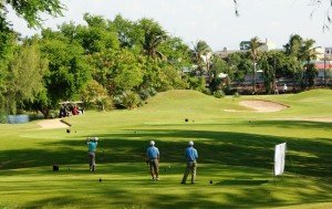 tan san nhat golf course