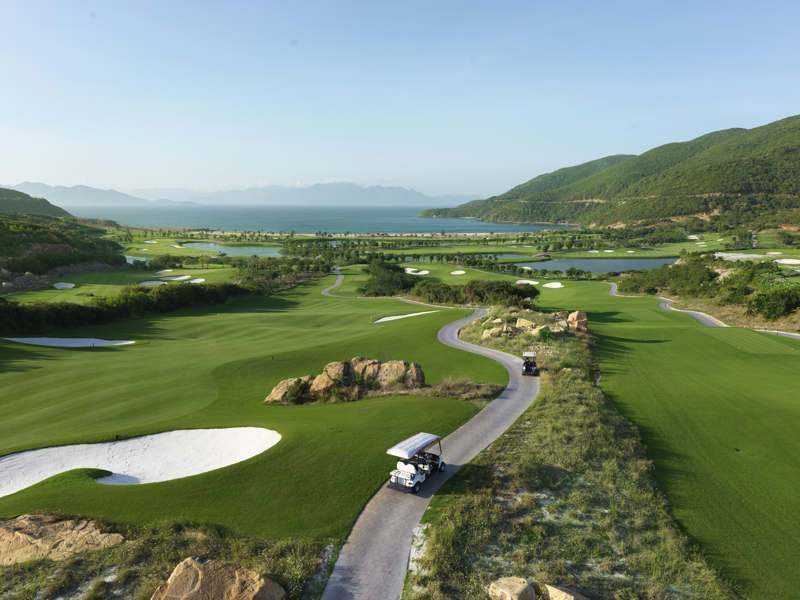 Phu Quoc Island for Wonderful Golf and Beach Vacation