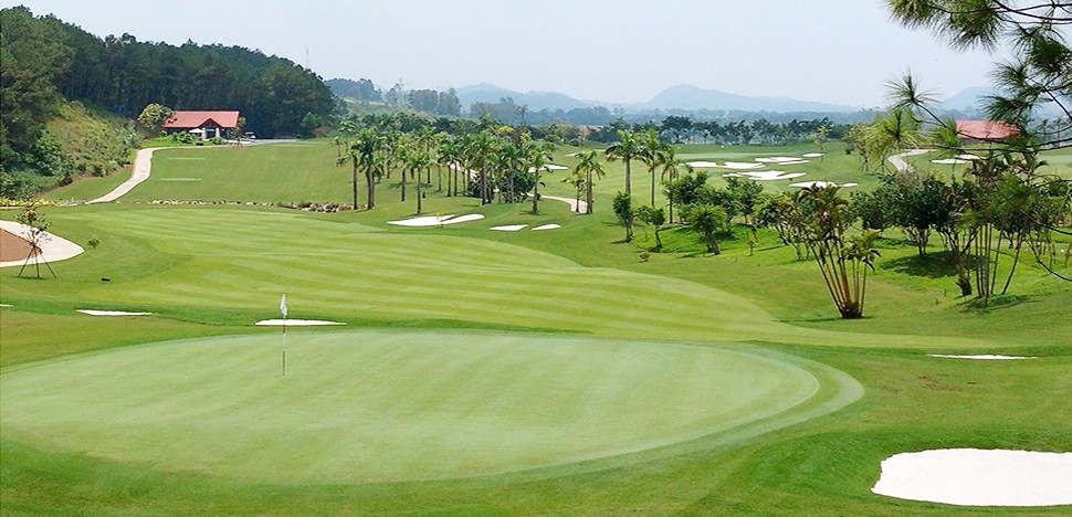 Trang An Golf Country Club