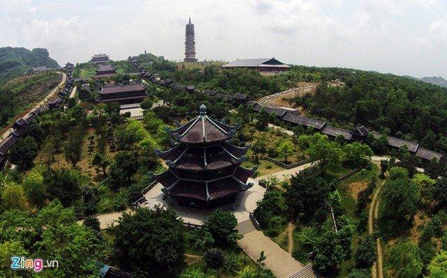 Bai Dinh Pagoda