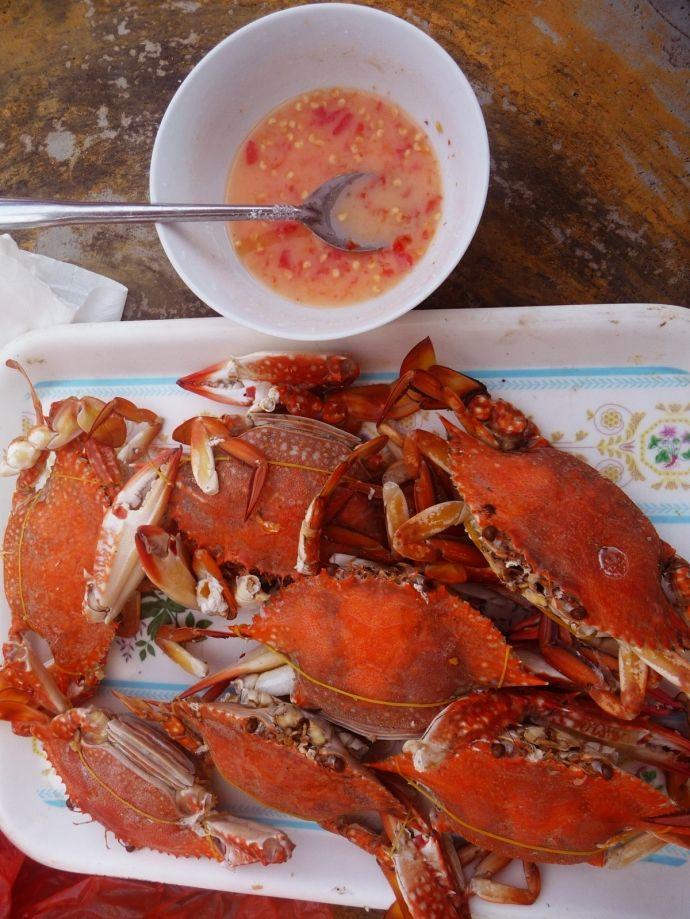 flower crab phu quoc