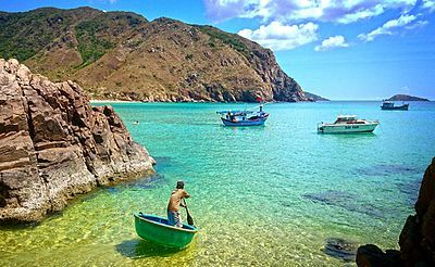 Ky Co Beach Quy Nhon