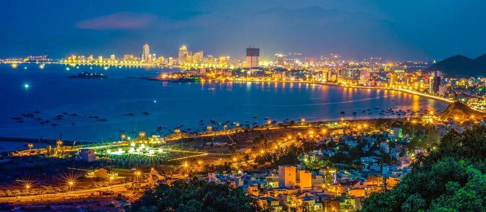 Nha Trang City by Night