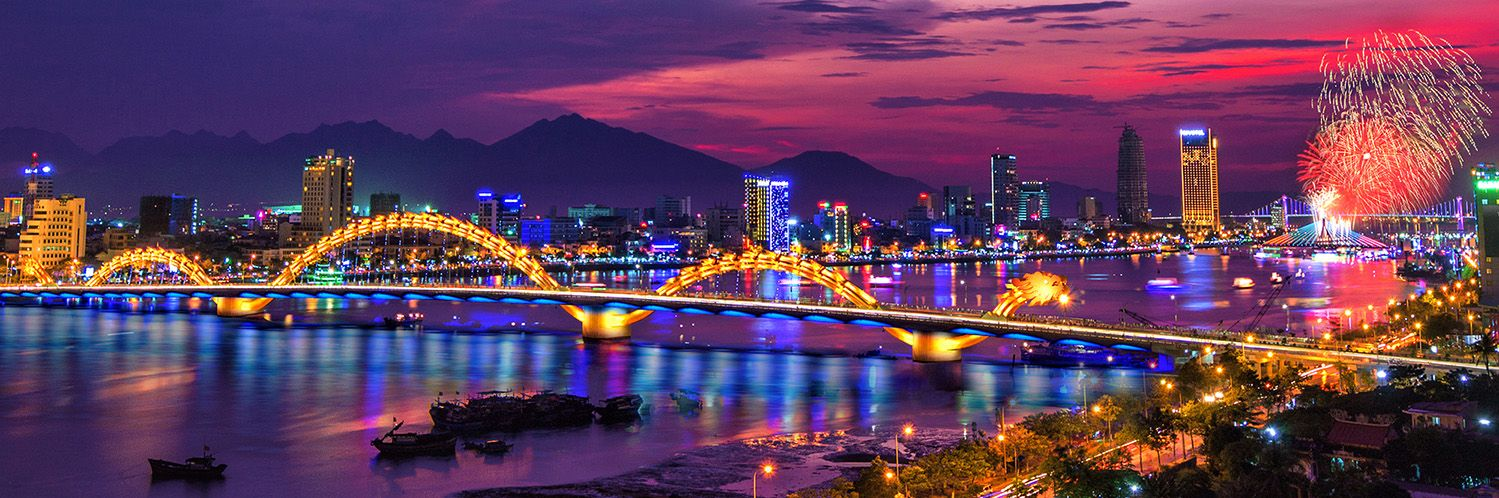 Danang City, Vietnam