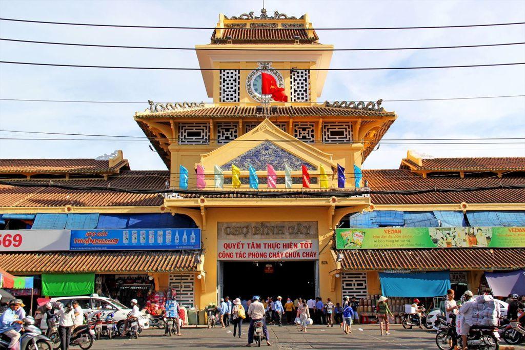 cho Lon - Cho Binh Taum