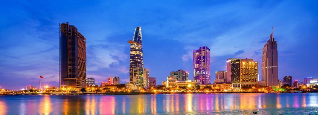 Ho Chi Minh Urbs